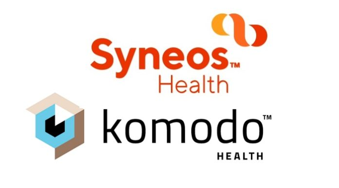 Syneos Health Launches Lab to Life Enterprise Partnership with Komodo Health