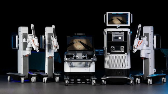 Medtronic Hugo Robotic-Assisted Surgery System Receives European CE Mark Approval