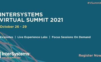 """InterSystems Shares Vision for """"Innovations in Data"""" at Virtual Summit 2021"""