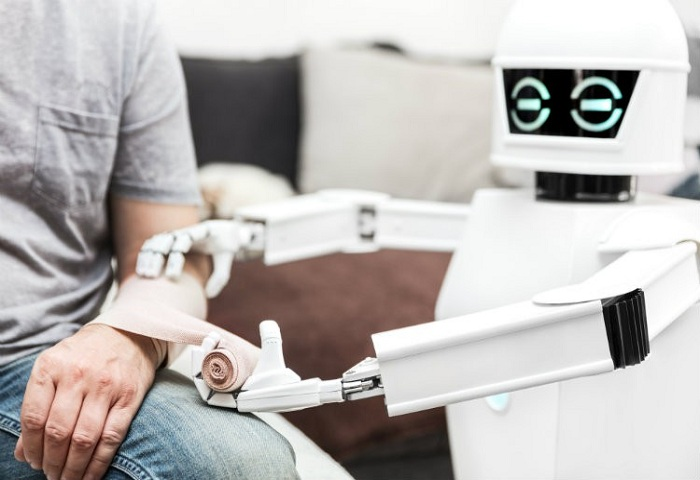 Survey Shows Significant Resistance To Robots Filling Care Sector Skills Shortage With 83 Of The UK Population Disagreeing AI Providing