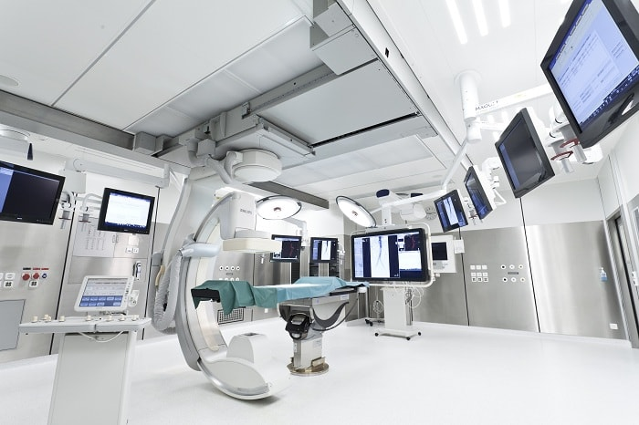 Surgical Rooms in Hospitals